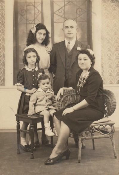 The Della Vecchia family